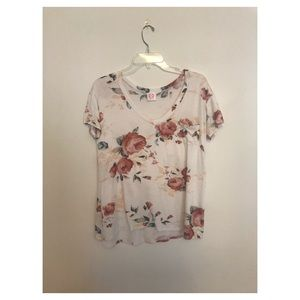 Wren & Ivory Floral Top